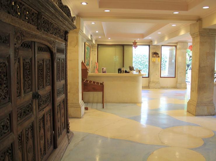 Nathan Hotel Bali - Lobby