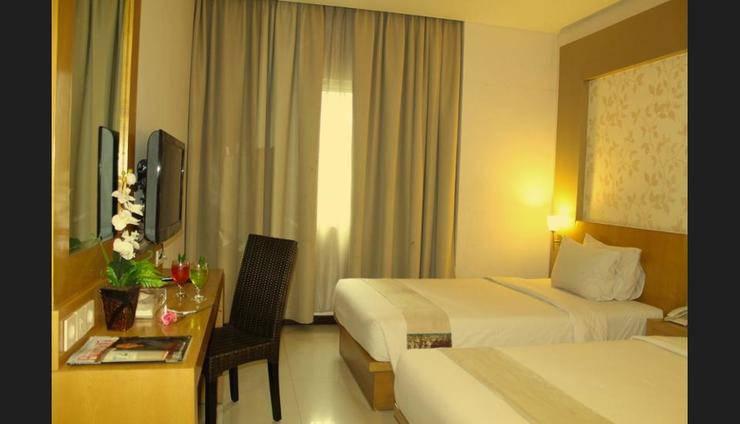 Drego Hotel Pekanbaru - Guestroom