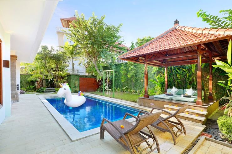 Kecapi Villa Bali - BBQ/Picnic Area