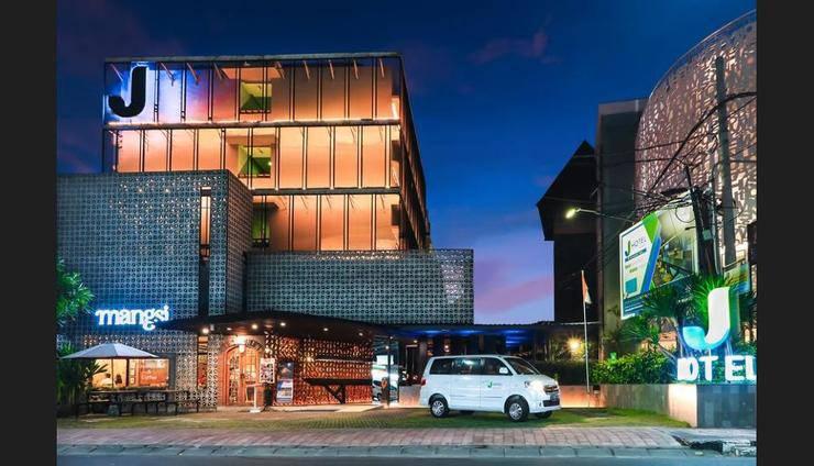 J Hotels Kuta Bali - Featured Image