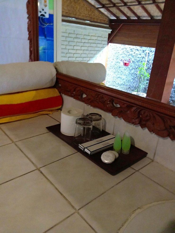 Mahalini villa 3 Bali - Guestroom View