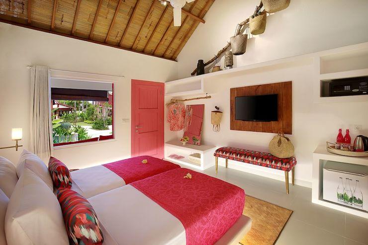 PinkCoco Gili Air Lombok - Guestroom