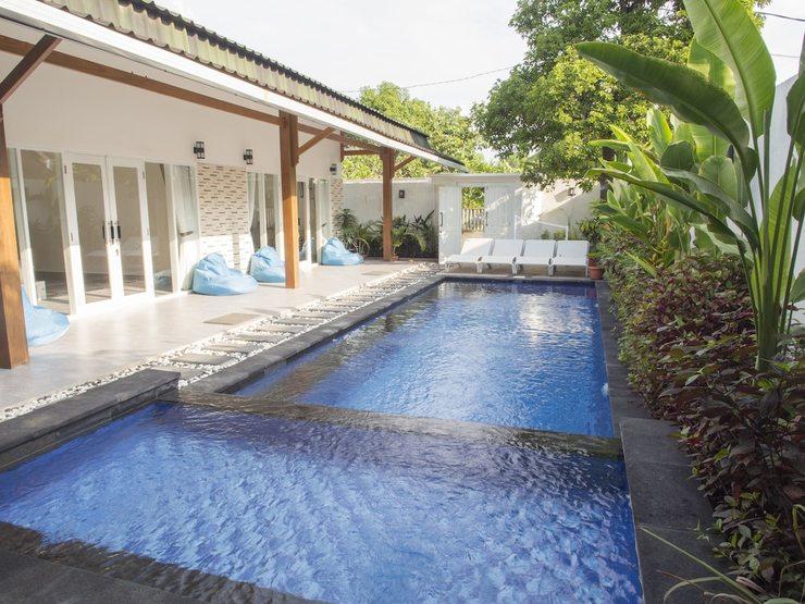 KyGunAya Villa Lombok - Bathroom