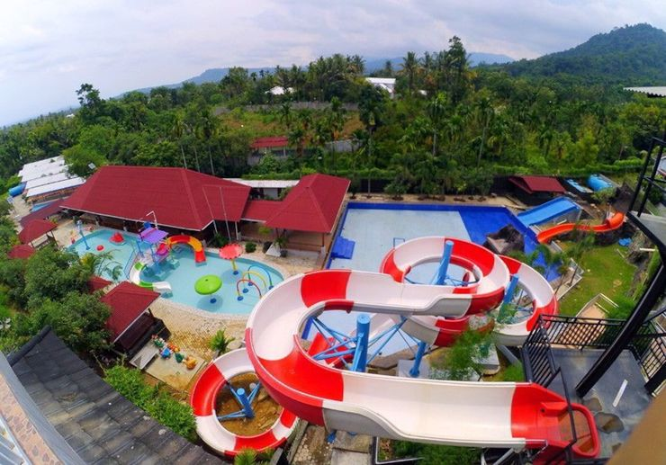 Imelda Hotel - Waterpark - Convention Padang - Featured Image
