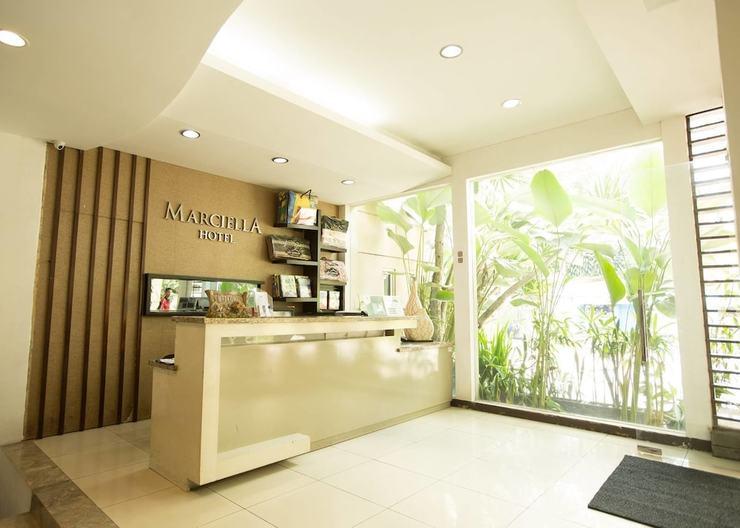 Marciella Hotel Bandung - Lobby