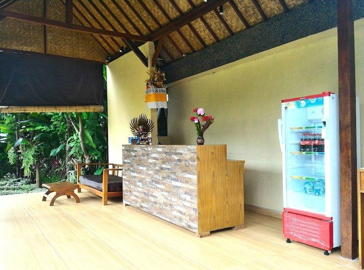 Astawa House Bali - Reception