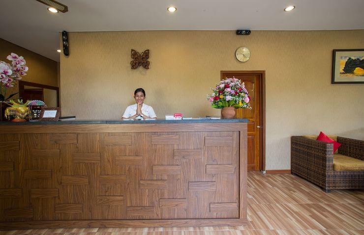 Aishwarya Exclusive Villas Bali - Reception