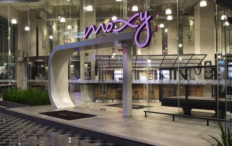 Moxy Bandung Bandung - Exterior