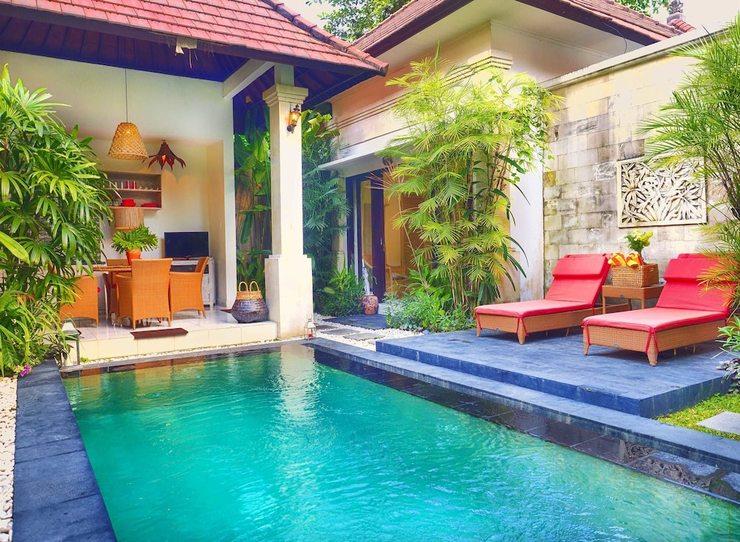 Garden Villas Seminyak Bali - Featured Image
