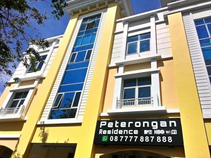 DS Residences Peterongan Semarang - Hotel Front
