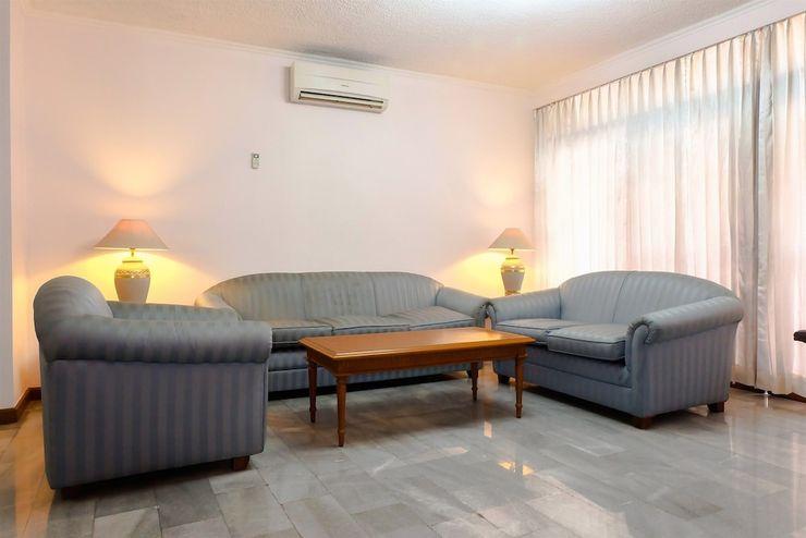 Luxury 3 Bedroom Suite Senopati SCBD By Travelio Jakarta - Featured Image