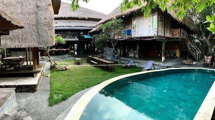 Da Housetel Bali - Featured Image