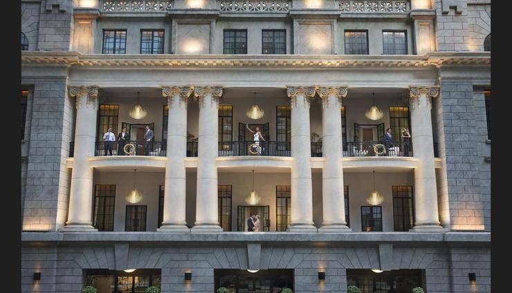 Harga Hotel SO Sofitel Singapore (Singapore)