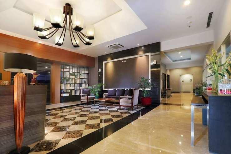 Pranaya Boutique Hotel Tangerang Selatan - Lobby