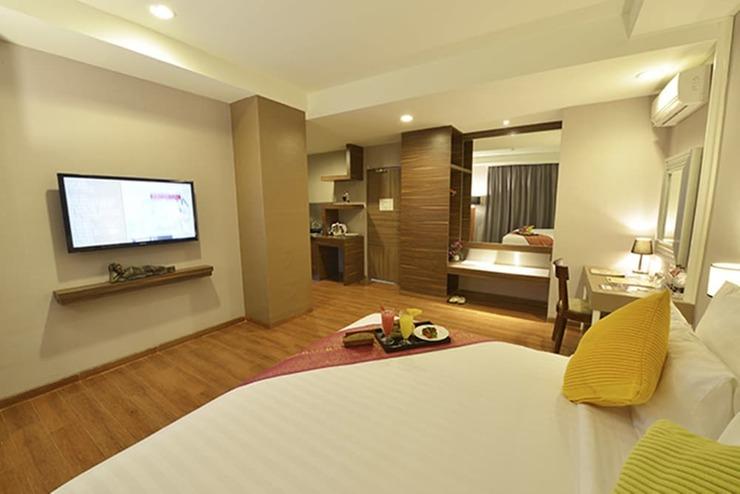 Pranaya Boutique Hotel Tangerang Selatan - Guestroom