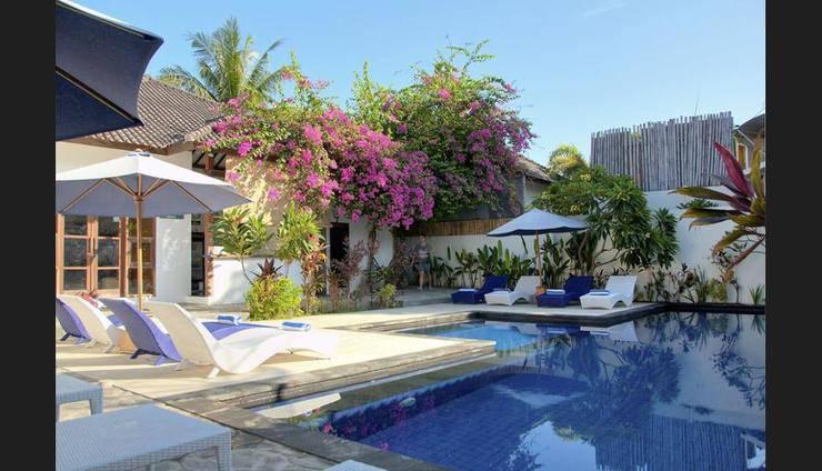 Tir Na Nóg Gili Trawangan Accommodation Lombok - Featured Image