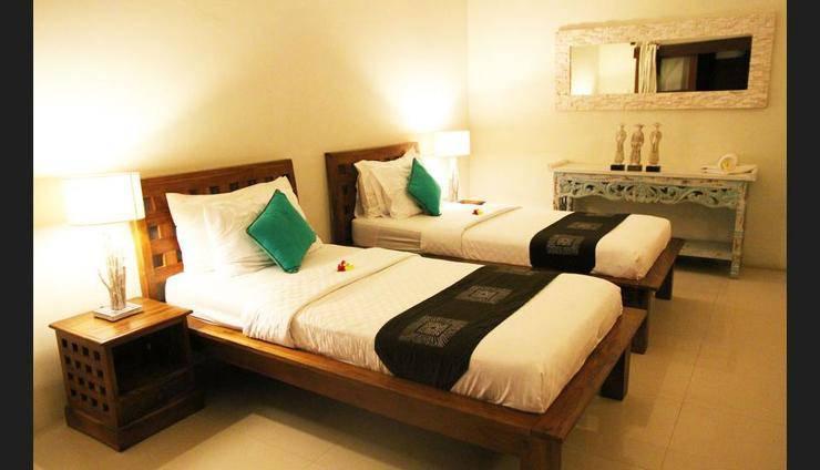 Tir Na Nóg Gili Trawangan Accommodation Lombok - Guestroom