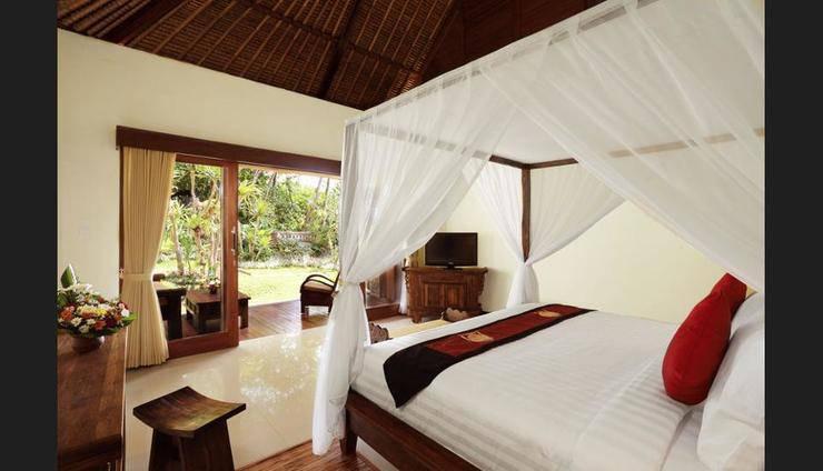 Bunut Garden Luxury Private Villa Bali - Guestroom