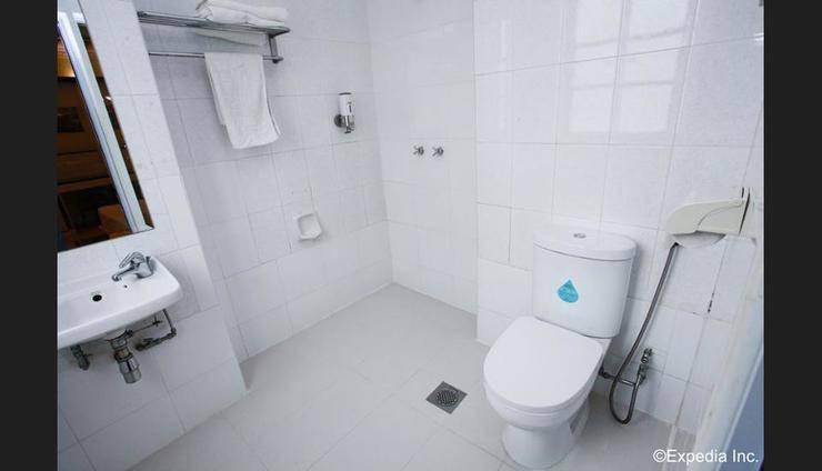 The Amazing Inn Singapore - Bathroom