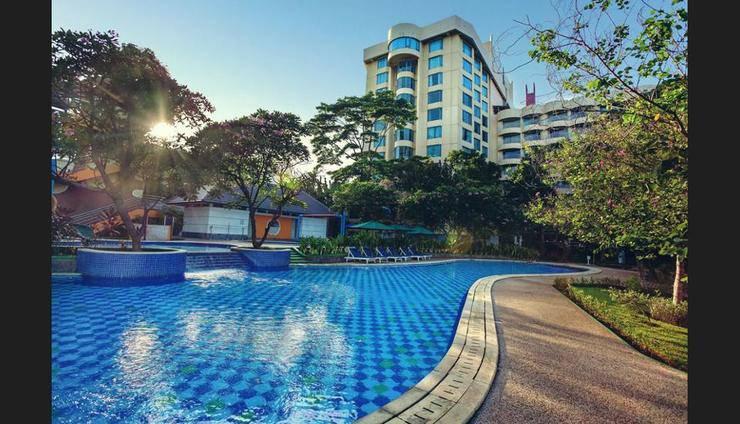Tarif Hotel Mercure Convention Center Ancol (Jakarta)