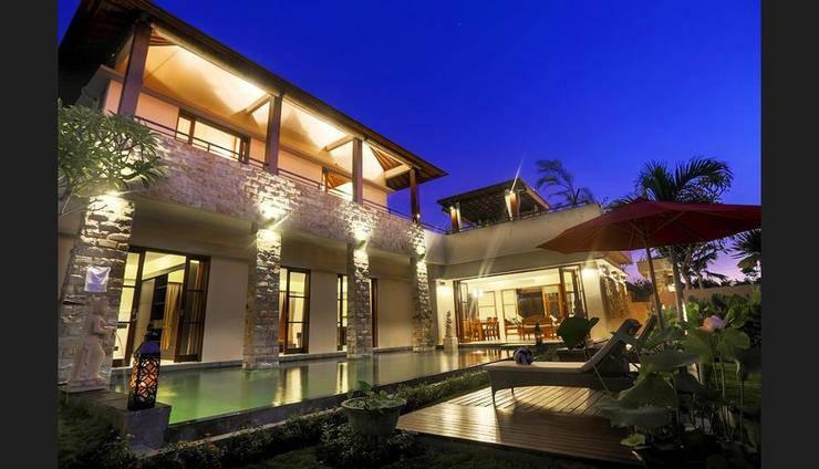 Villa Kumuda by Nakula Bali - Exterior detail