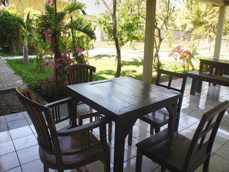 Bidadari Hotel Bali - Terrace/Patio