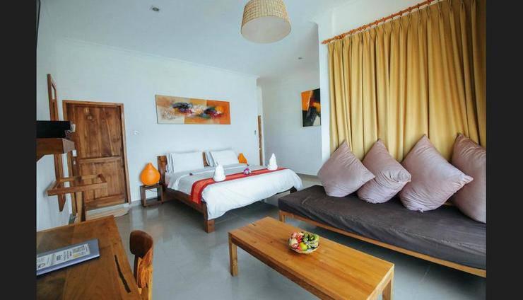 Pesona Resort Lombok - Guestroom