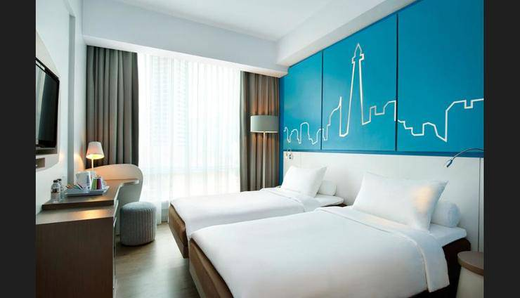 All Seasons Hotel Thamrin - Guestroom