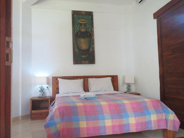 Amed Sari Beach Guesthouse Bali - Guestroom