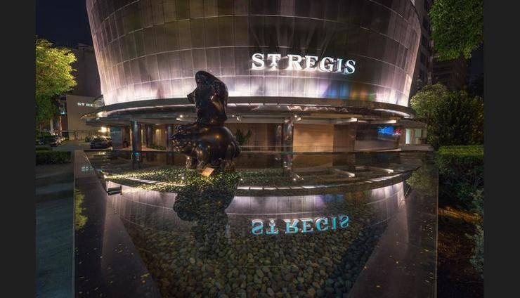 The St. Regis Singapore - Featured Image