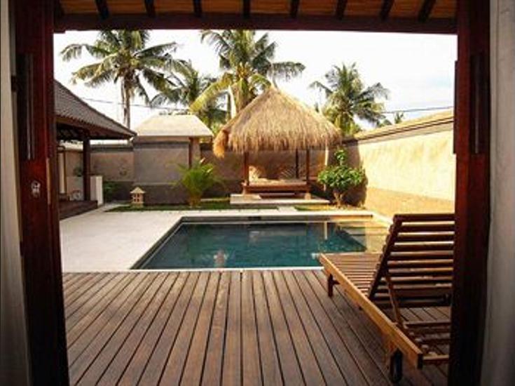 Gili Villas Lombok - Terrace/Patio
