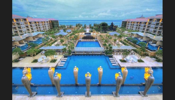 Mulia Resort Bali - Pool