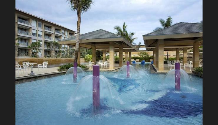 Mulia Resort Bali - Childrens Pool