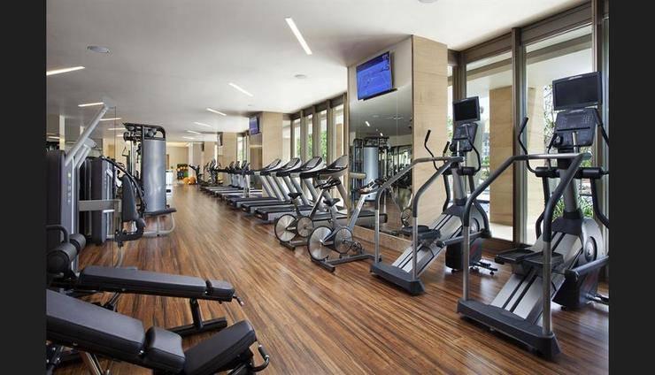 Mulia Resort Bali - Gym