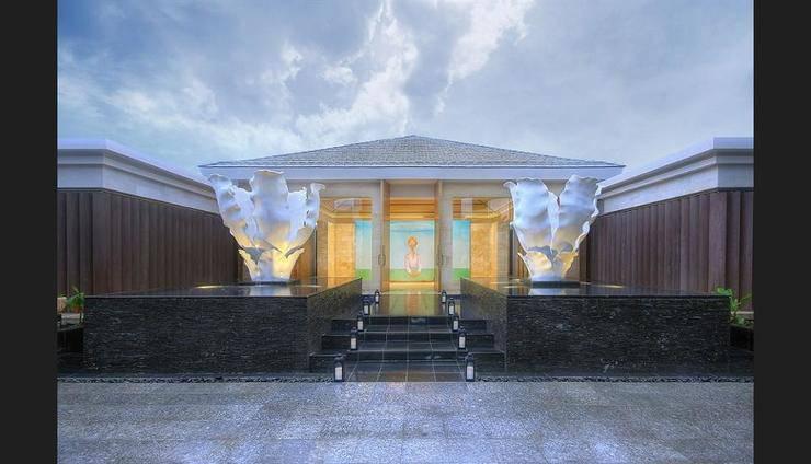 Mulia Resort Bali - Spa Reception