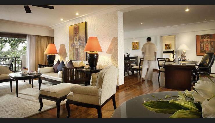 InterContinental Bali - Living Area