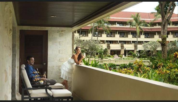 InterContinental Bali - Terrace/Patio