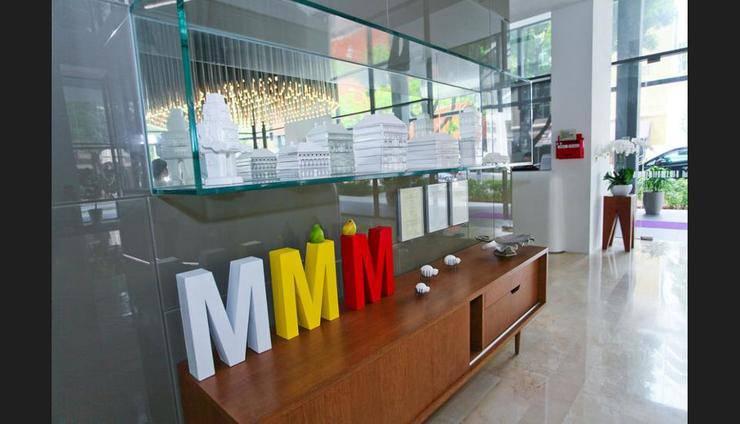 Studio M Hotel Singapore - Lobby