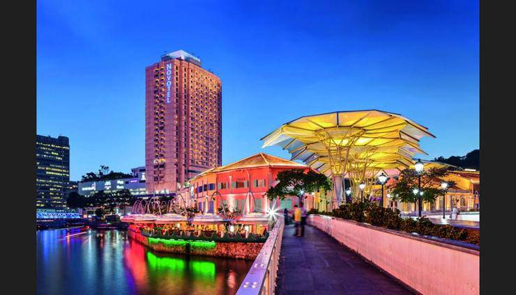 Novotel Clarke Quay - Featured Image