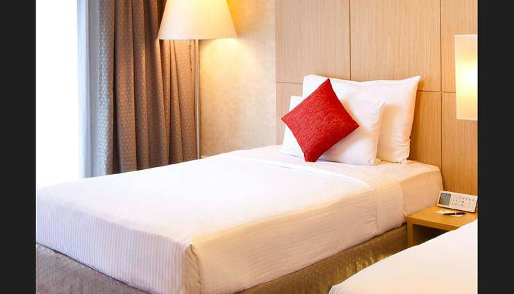 Novotel Clarke Quay - Guestroom