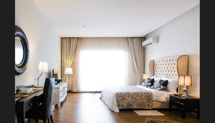 Mansion28 @Dharmawangsa Jakarta - Guestroom