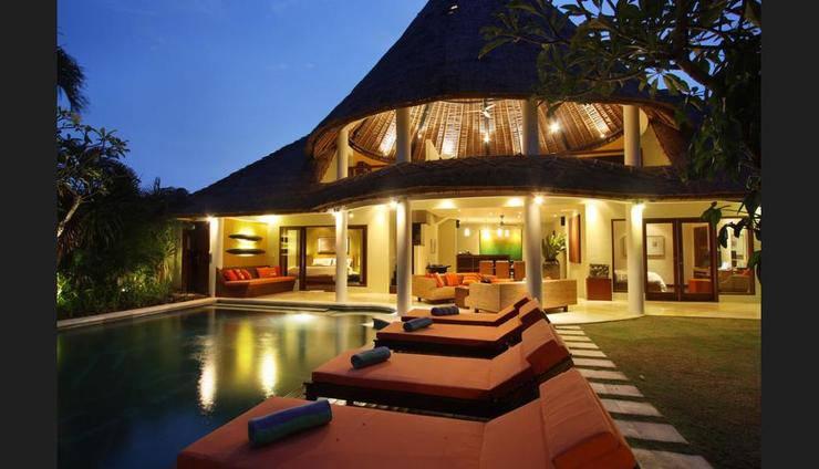 Abadi Villas Bali - Sundeck
