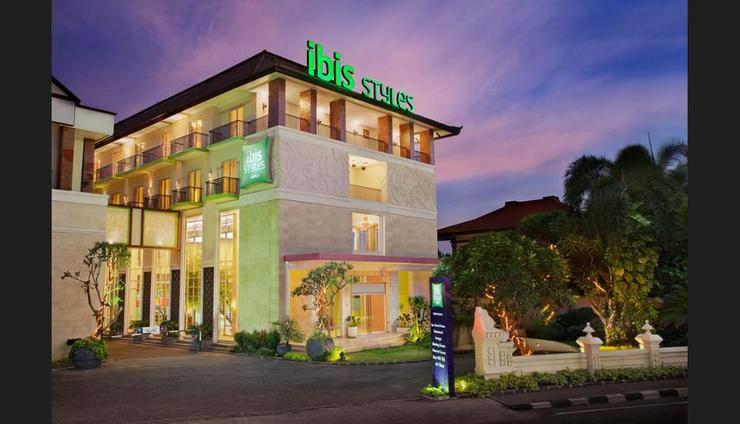 ibis Styles Denpasar Bali - Featured Image