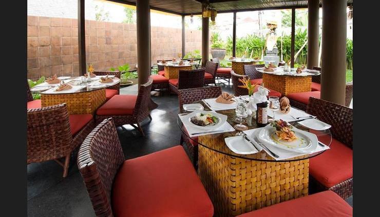 Jay's Villas Bali - Restaurant