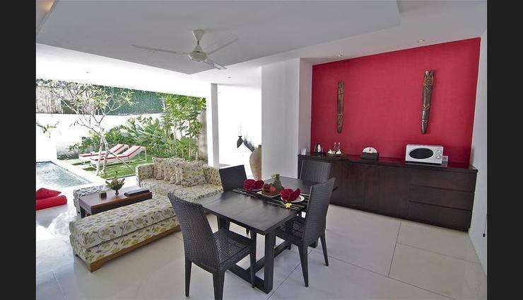 Jay's Villas Bali - In-Room Dining