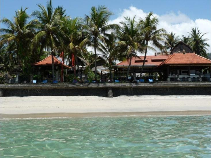 Anom Beach Hotel Candidasa - Featured Image