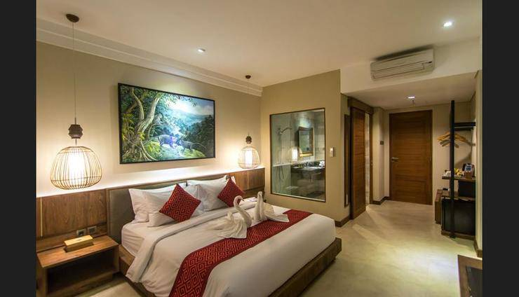 Anumana Ubud Bali - Guestroom