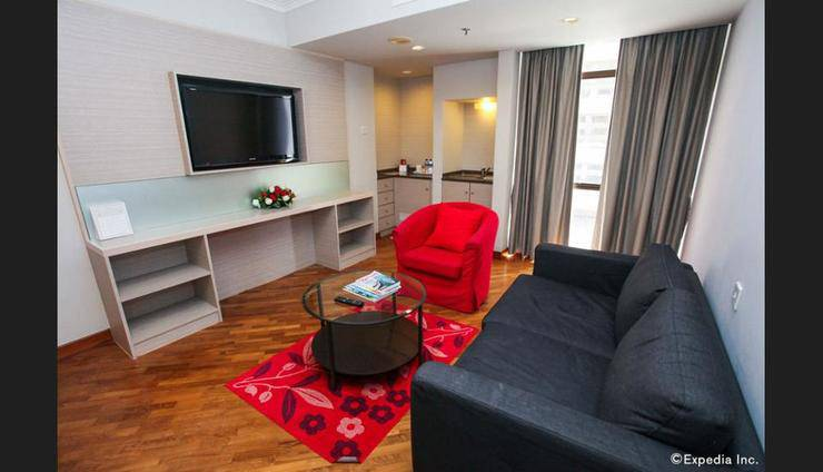 Alamat Review Hotel Fort Canning Lodge - Singapore