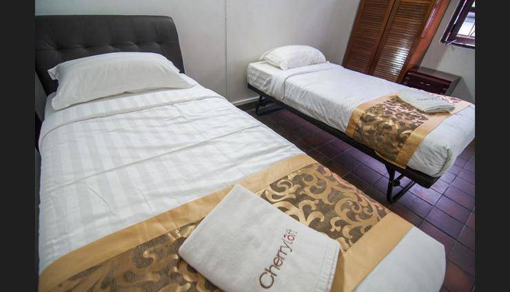 Alamat Review Hotel CherryLoft Resorts - Singapore