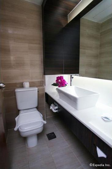 Village Hotel Bugis - Bathroom